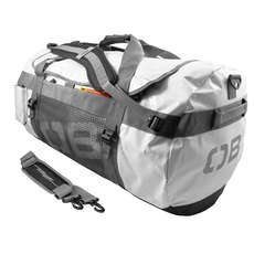 OverBoard Adventure Duffel Bag - 90 Ltr - White