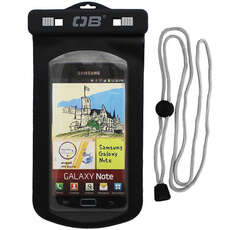 OverBoard Waterproof Large Phone Case - Black