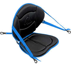 Palm Deluxe Backrest  - Blue