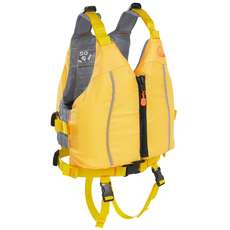 Palm Quest Junior PFD Kayak Buoyancy Aid 2019 - Saffron