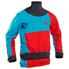 Palm Rocket Kids Kayaking Jacket / Cag - Aqua