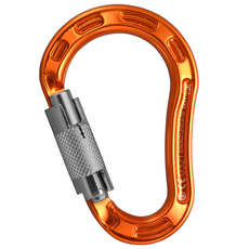Palm Side Swing HMS Autolock Karabiner  - Orange