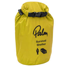 Palm Survival 4-6 Persons Shelter  - Flame