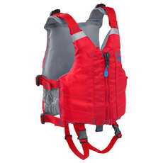 Palm Universal Kids PFD Zip-Up Buoyancy Aid 2019 - Red