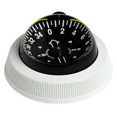 Garmin (Silva) 85E Multi Purpose Sailing Compass - White