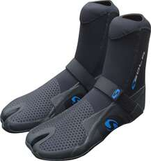 Sola System 5mm Split Toe Wetsuit Boots  - Black/Blue