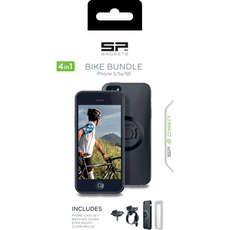 SP Connect Bike Bundle iPhone 5/SE - Black