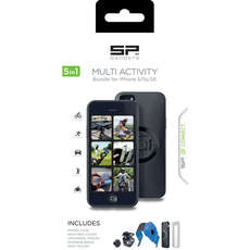 SP Connect Multi Activity Bundle iPhone 5/SE - Black