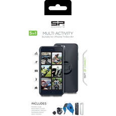 SP Connect Multi Activity Bundle iPhone 7 Plus/6S Plus/6 Plus - Black