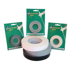 PSP Spreader Tape 25mm X 10m - Silver