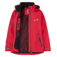 Musto Womens BR1 Inshore Jacket 2018 - True Red
