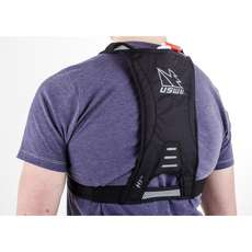 USWE H1 Racer Hydration Pack with 500ml Disposable Bladder - Black
