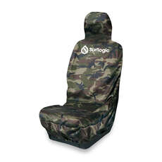 Surflogic Waterproof Car Seat Cover - Camo