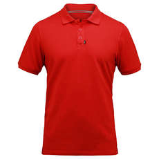 Zhik Classic Cotton Polo 2019 - Red