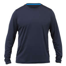 Zhik Long Sleeve ZhikDry LT Tee 2019 - Navy