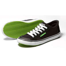 Zhik ZKG Sailing Shoes Wet Shoes - Black/Green